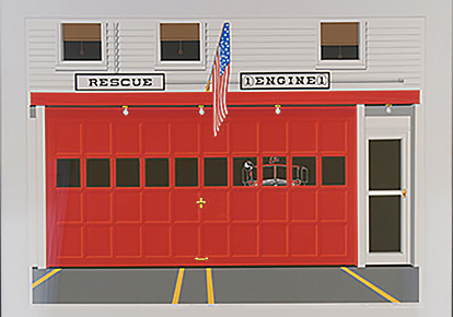 Brockie Stevenson | FIRE STATION