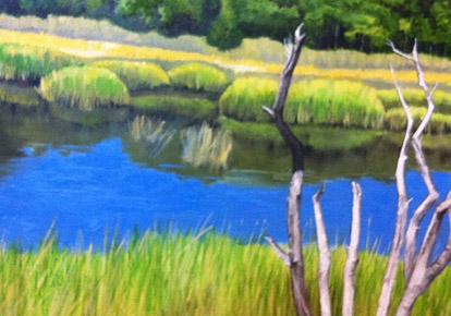 Ellen Sinel | Mill Pond II